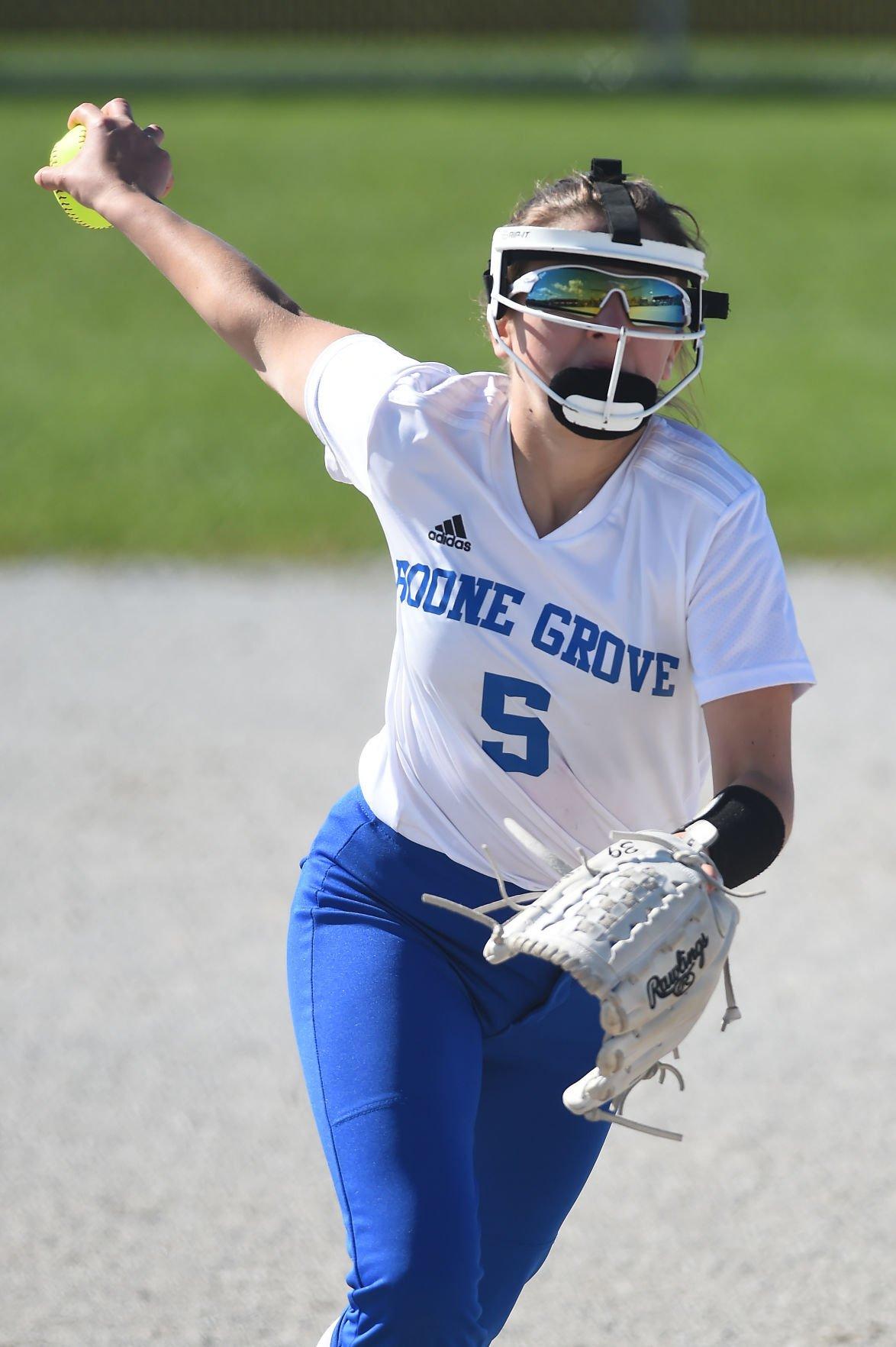 boone grove/crown point softball
