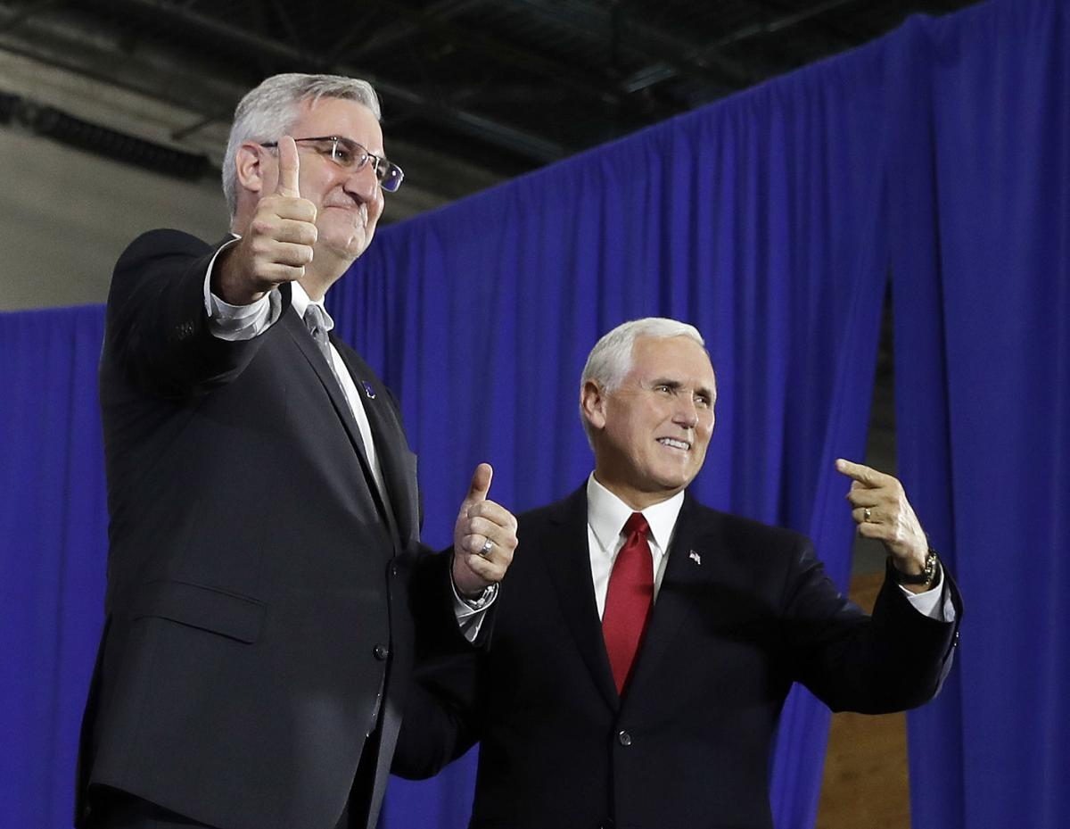 Holcomb urges Pence to ensure South Shore funding included in president's budget
