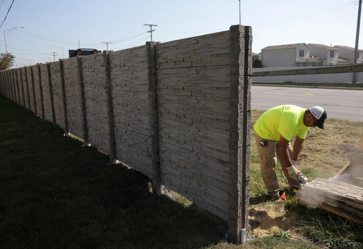 Indiana lake county dyer - New Fence In Dyer