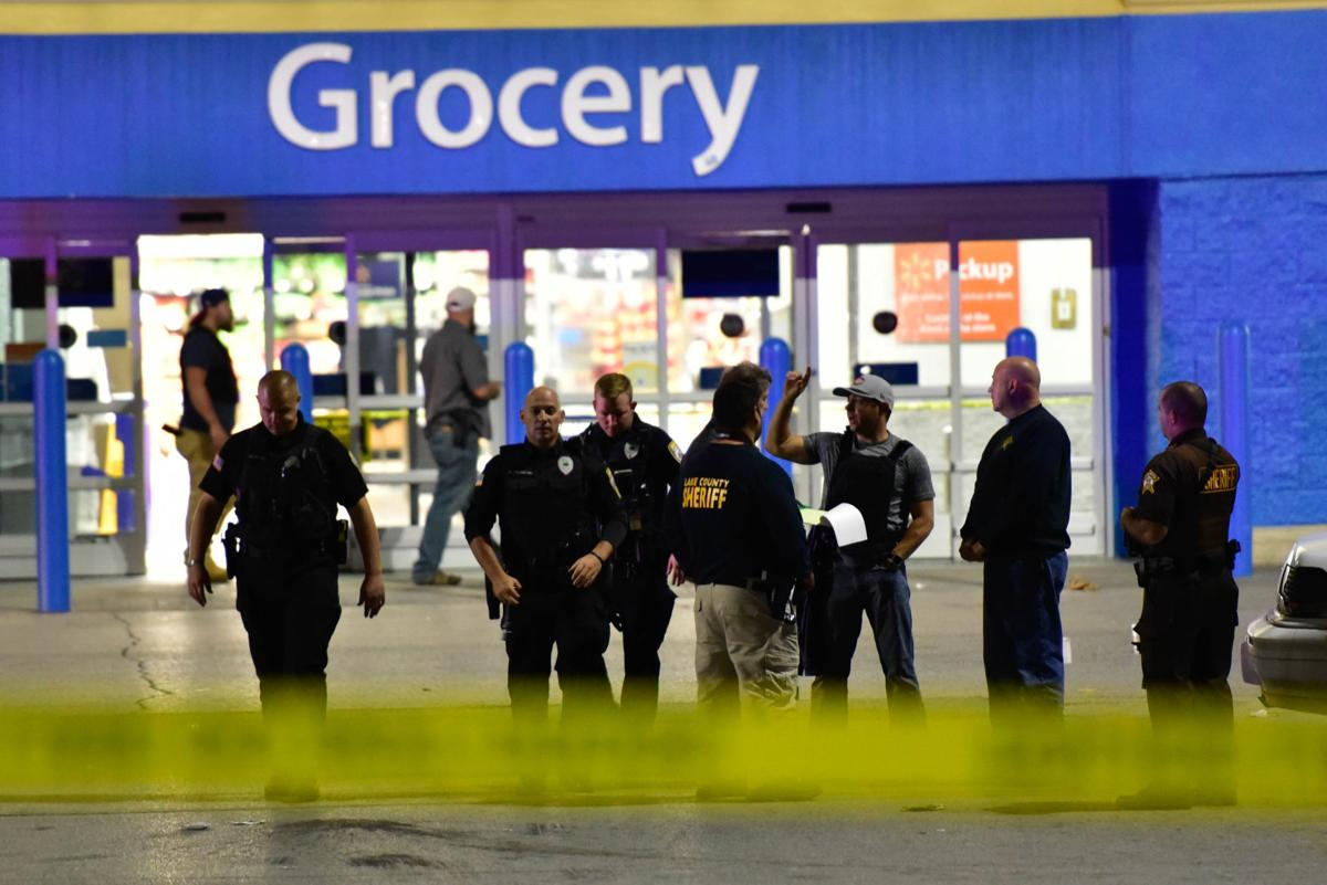 update suspect in walmart shooting arrested condition of wounded 9