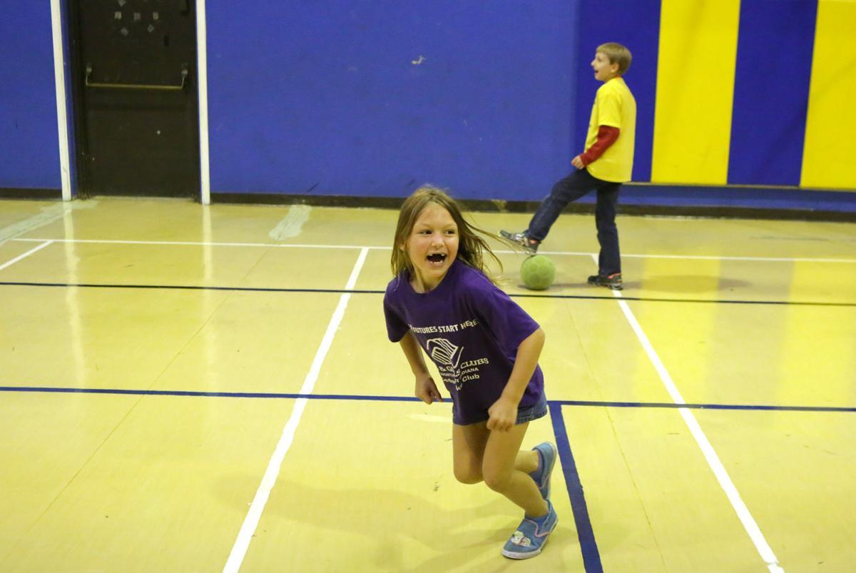 Cedar Lake Boys & Girls Club High Five fundraiser