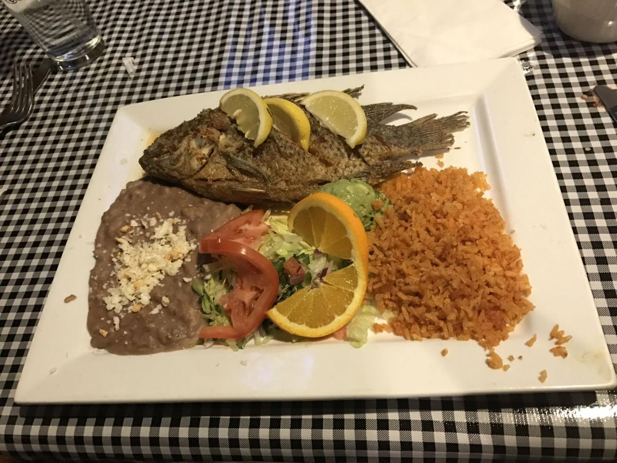 TASTE TEST: Asada Grill & Cantina's whole tilapia a deep-fried delight