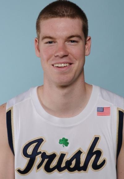 Scott Martin Notre Dame Senior