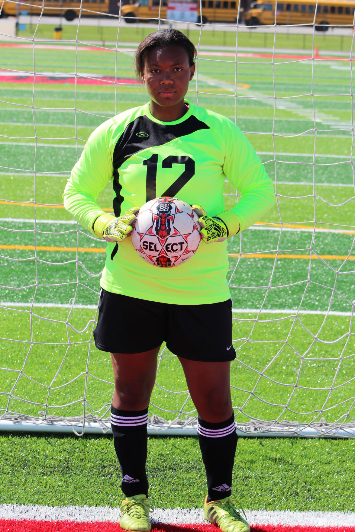 Davina Know Your Place Lyrics Great still new to soccer, portage's davina jackson is making most of
