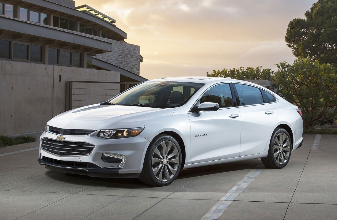 Chevy Malibu 2016 A Complete Re Invention For An Iconic Model