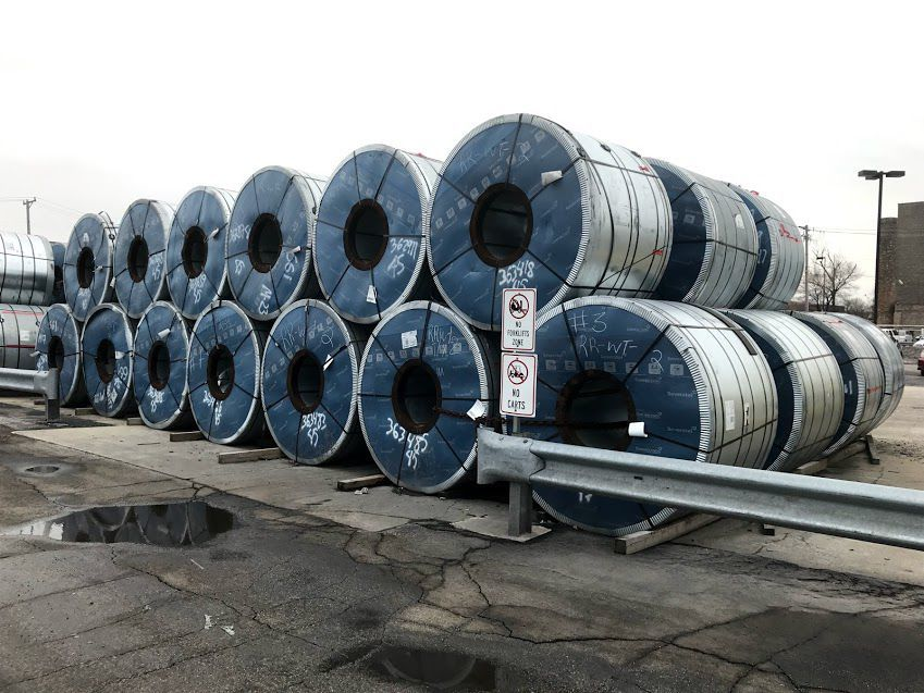 Great Lakes steel production rises by 22,000 tons