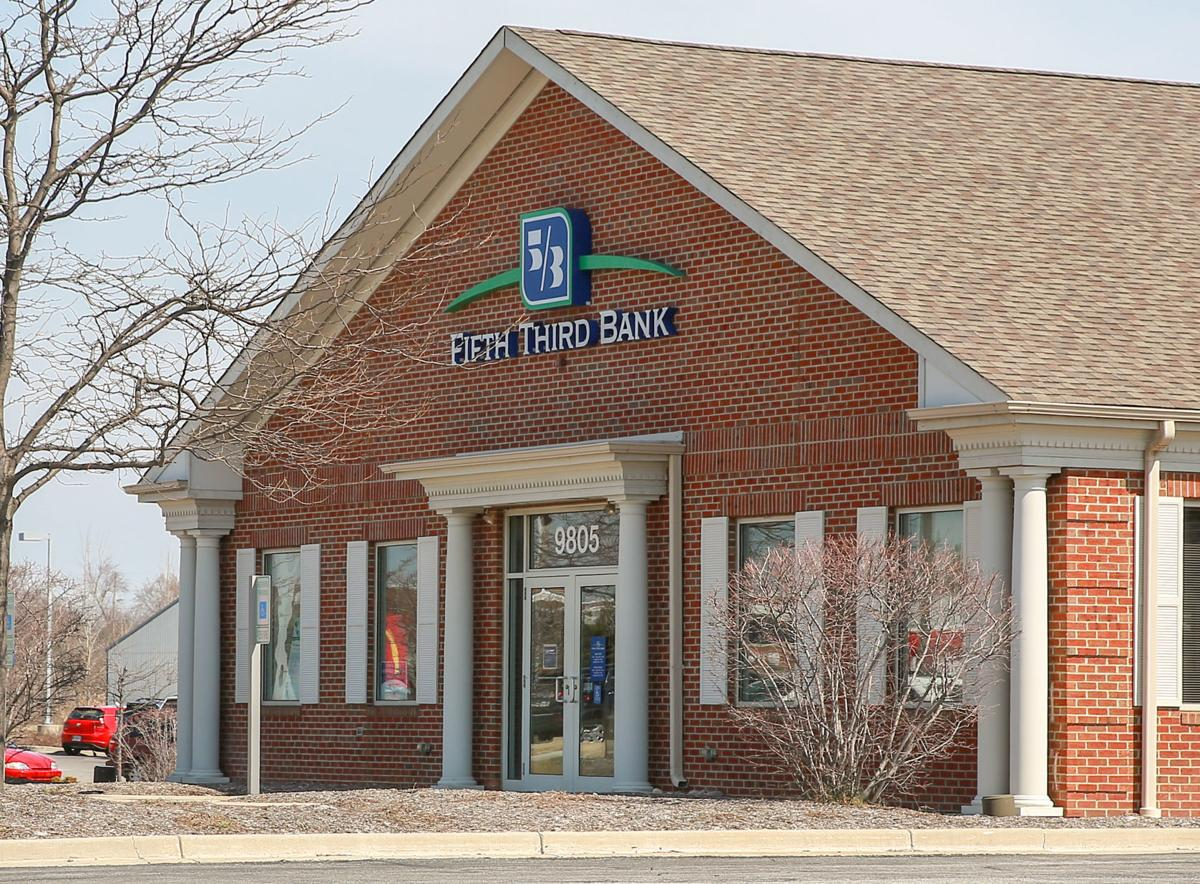 Fifth Third Bank closes in Hobart