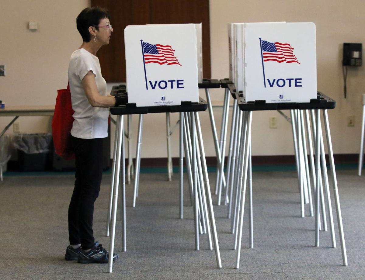 Valparaiso voter turnout