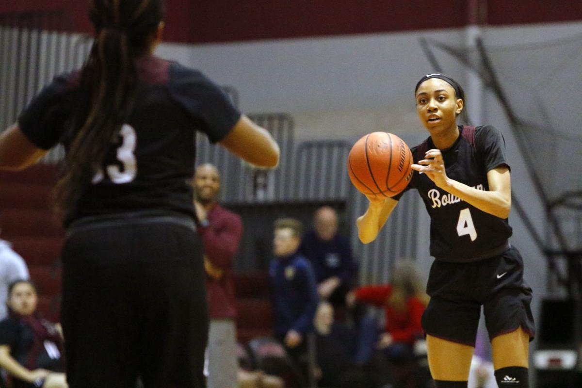 Girls 2A basketball sectional final - Bishop Noll vs. Bowman Academy
