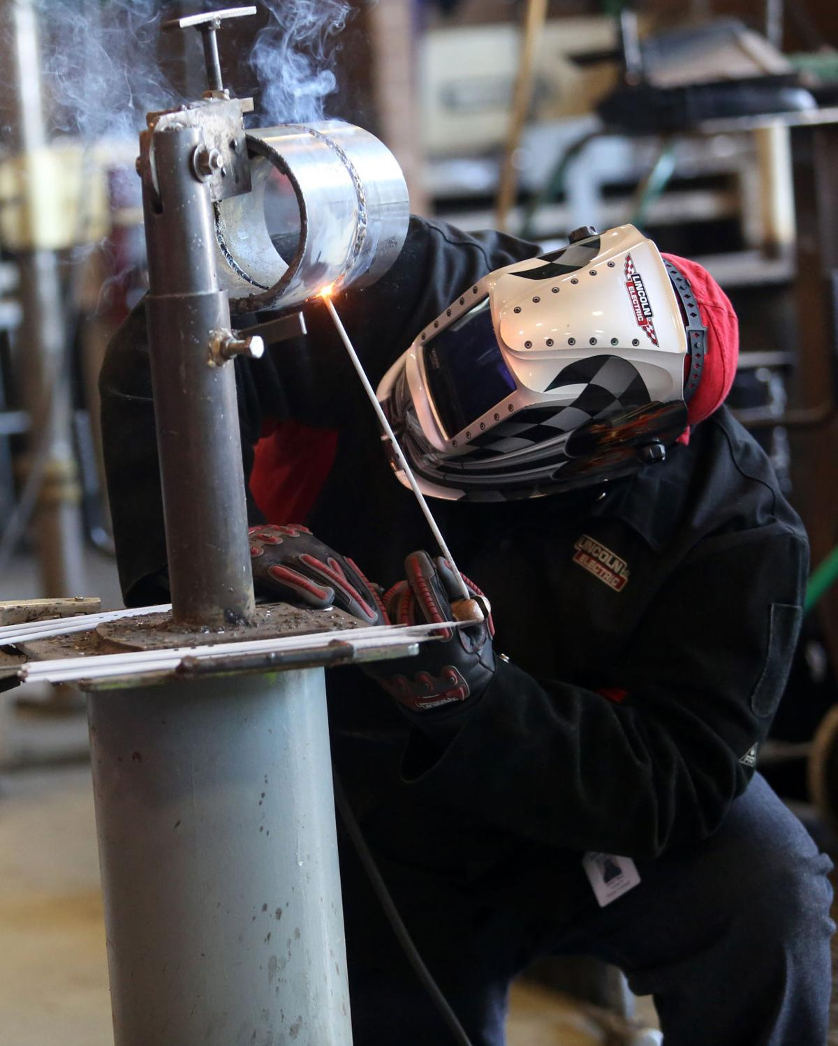 Ivy tech to offer welding at gary campus lake county news ivy tech to offer welding at gary campus 1betcityfo Images