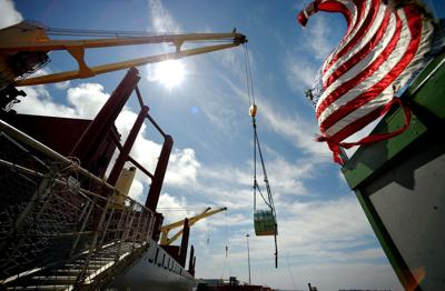 Congress cracks down on tariff-ducking steel dumpers