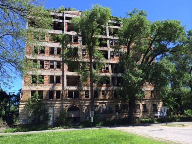 Abestos Removal In Apartment Building