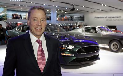 Ford profits surged by 65 percent last year