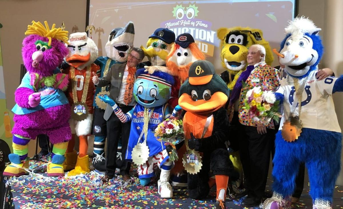 Mascot Hall of Fame 2020