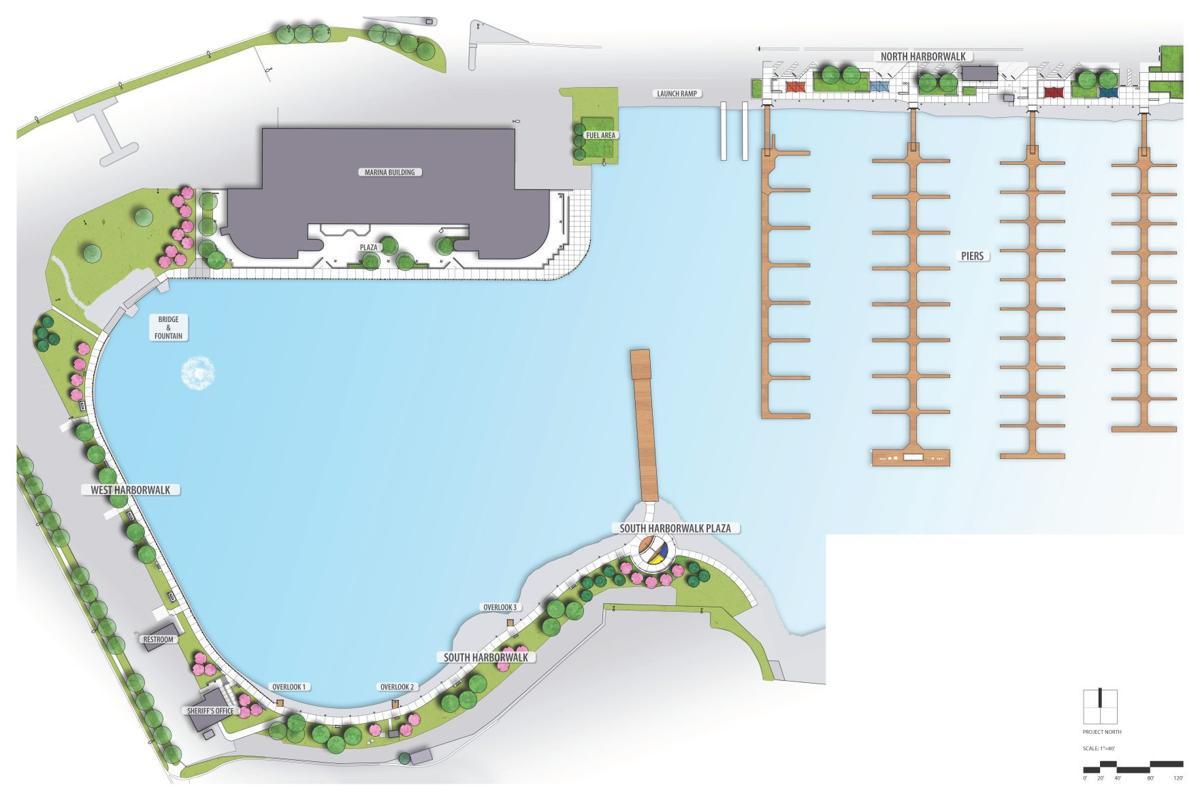 Harborwalk joins marina upgrades to add verve to East Chicago lakefront