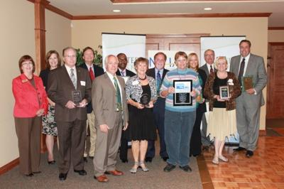 Mental Health Alliance of Porter County recognizes award winners