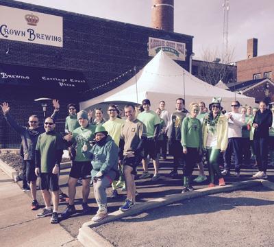 Runnin' with the Irish 5K at the Dunes (copy)
