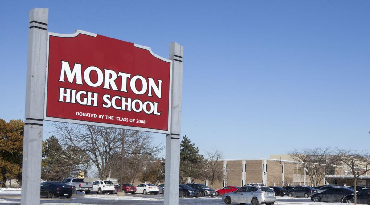 Oliver P. Morton High School