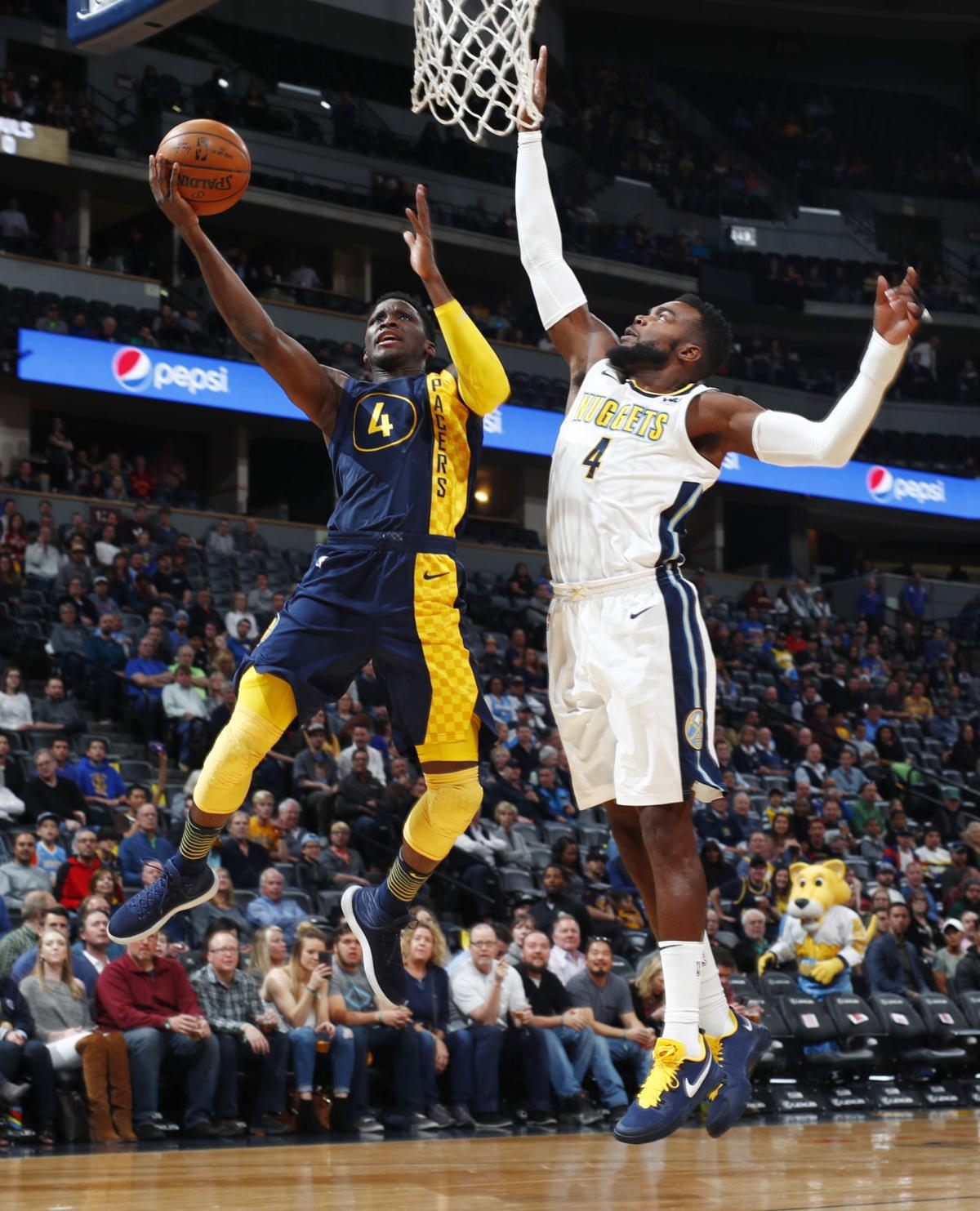 Jokic, Nuggets Hold Off Pacers