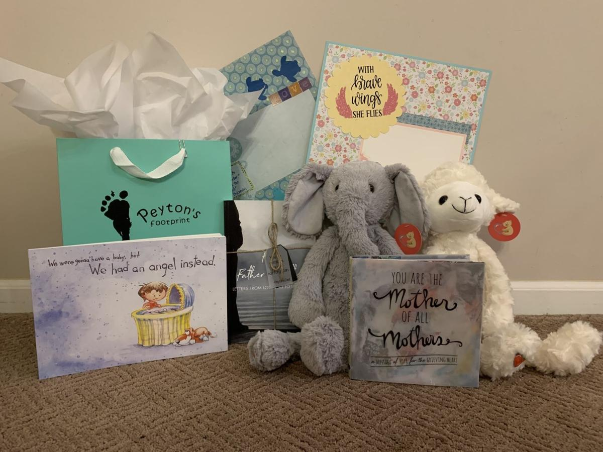 Grieving couple donates to help parents who suffered the loss of an infant