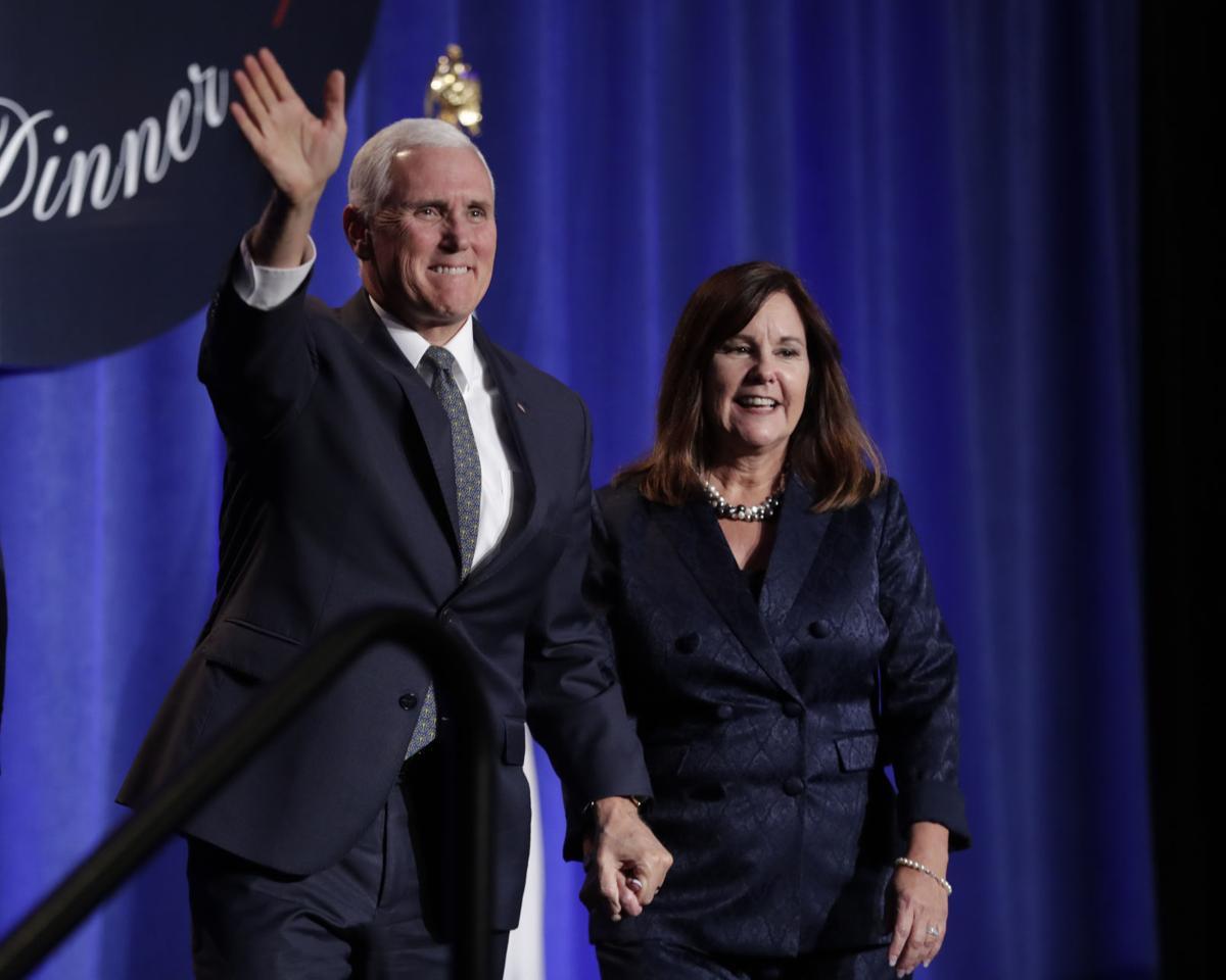 Election 2018 Senate Indiana Veeps Visit
