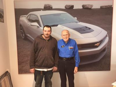 Proud history of family ownership at Christenson Chevy