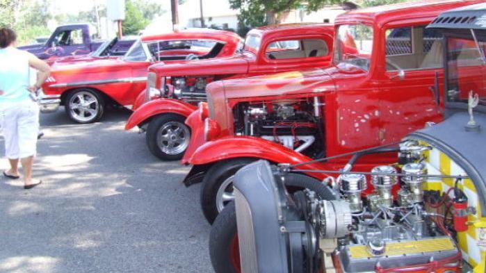 Car Show In Valparaiso Indiana