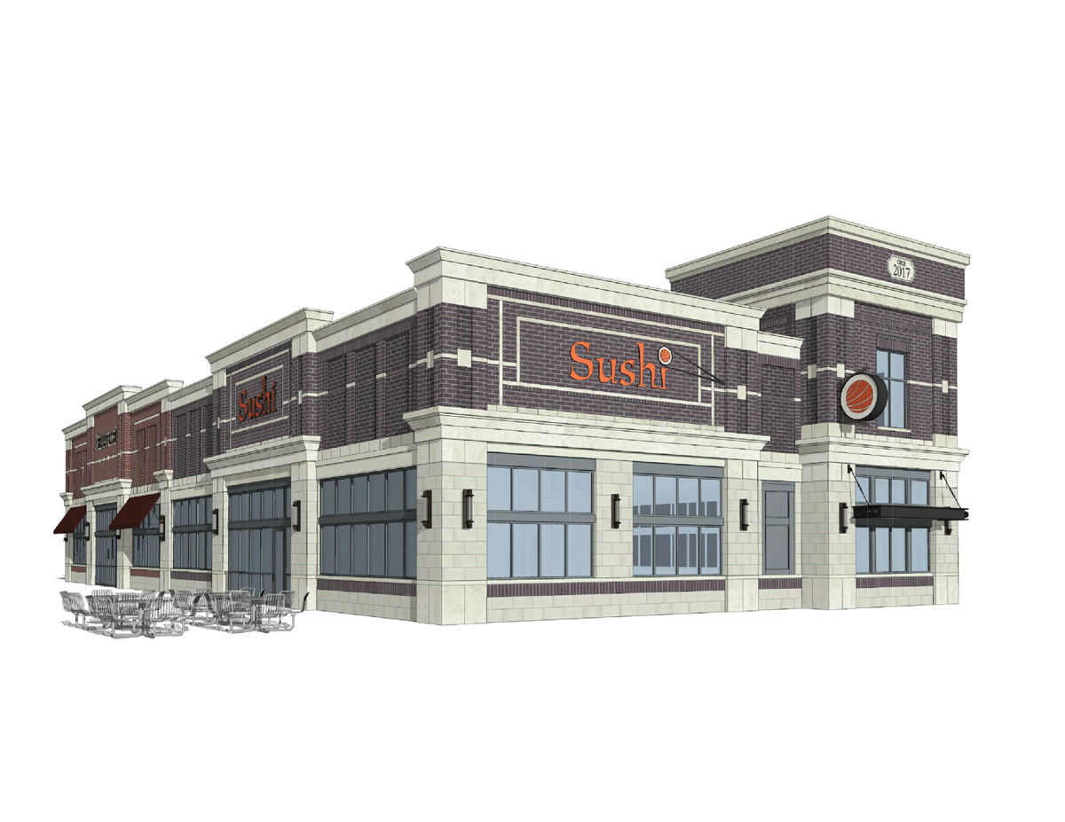 Sushi restaurant, 'Chipotle of Greek food' coming to Munster