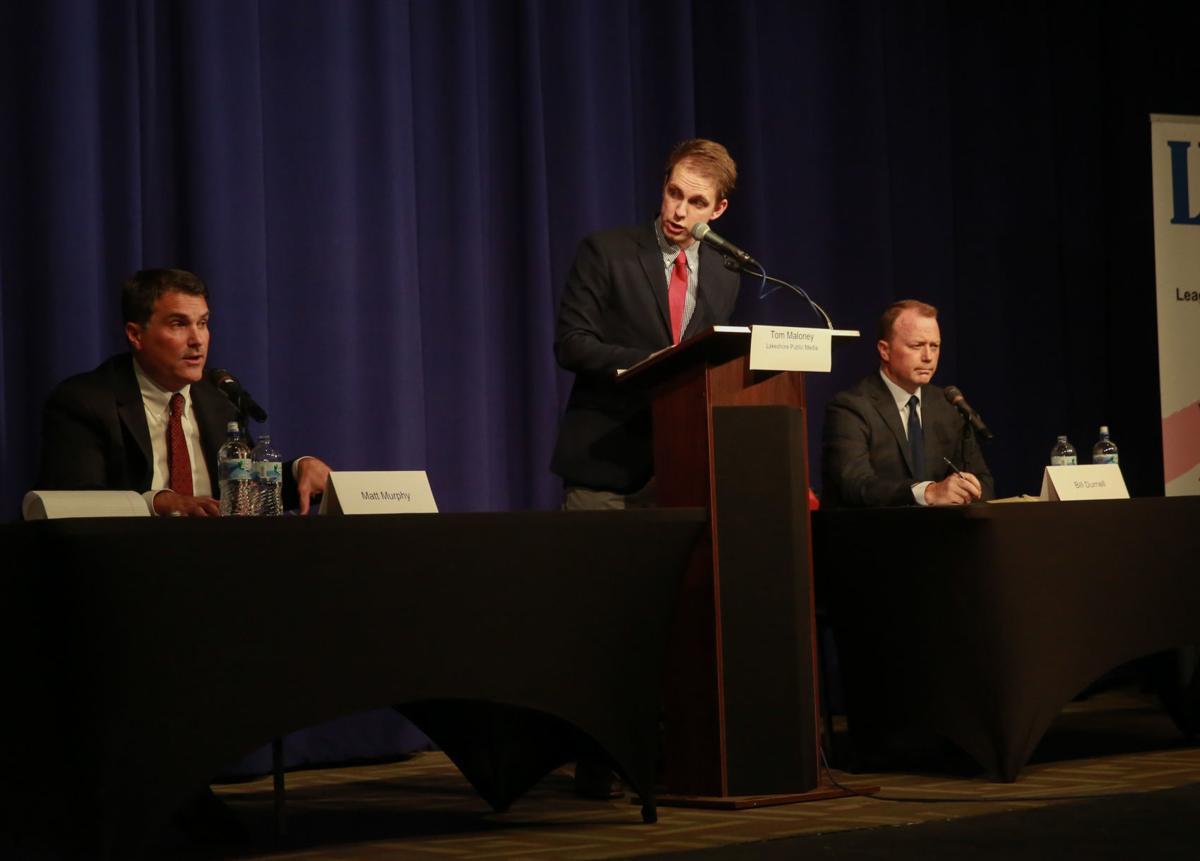 Valparaiso Mayoral candidate forum