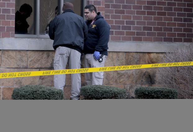 Shooting at City Hall