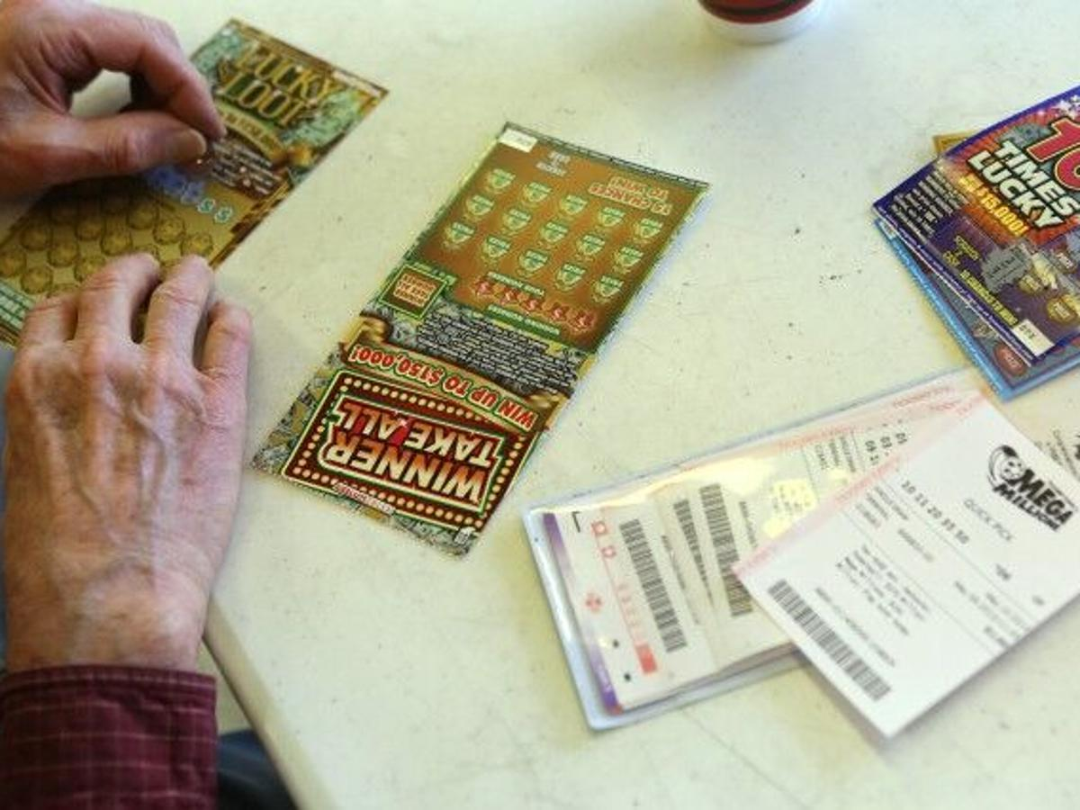 Scratch Off Lottery Ticket Sales Top 1 Billion For First Time In Indiana History Gambling Nwitimes Com
