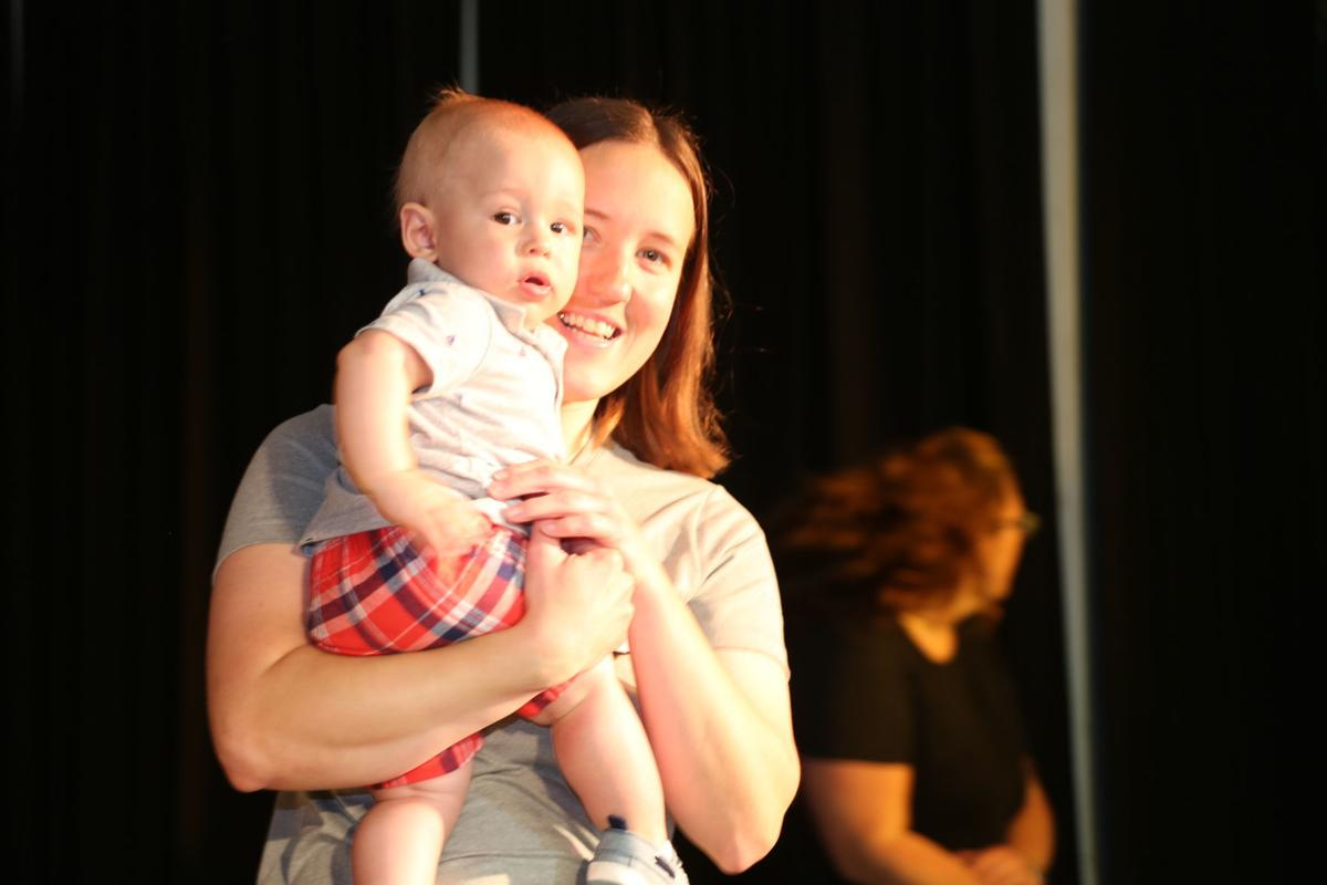 Infants to toddlers to strut stuff to claim title of cutest