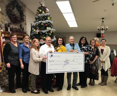 Rittenhouse Senior Living donates to Bonner Senior Center
