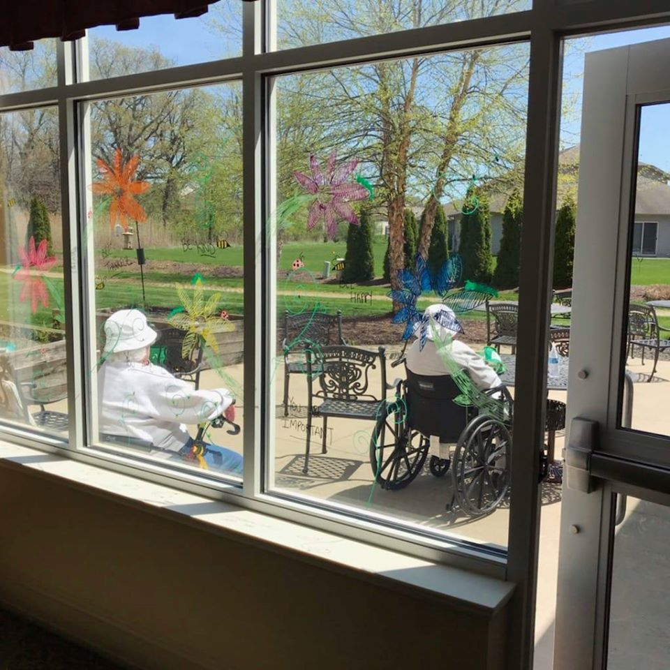 Northwest Indiana nursing homes plan to celebrate Mother's Day from afar