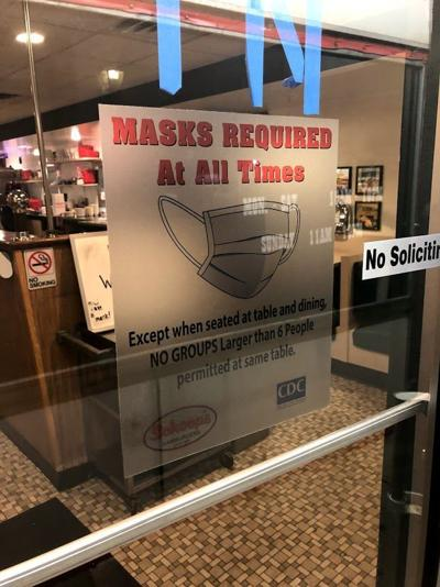 National retailers, local restaurants dropping mask requirements for vaccinated people