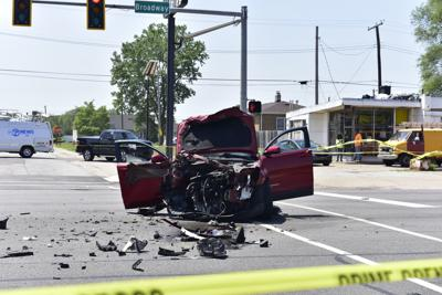 UPDATE: Sheriff says one person involved in Thursday's three-car