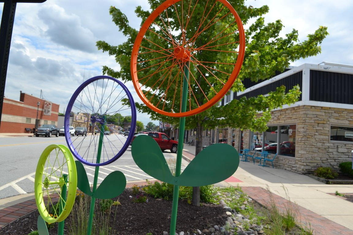 Imagine Griffith Committee Takes A New Spin On Public Art