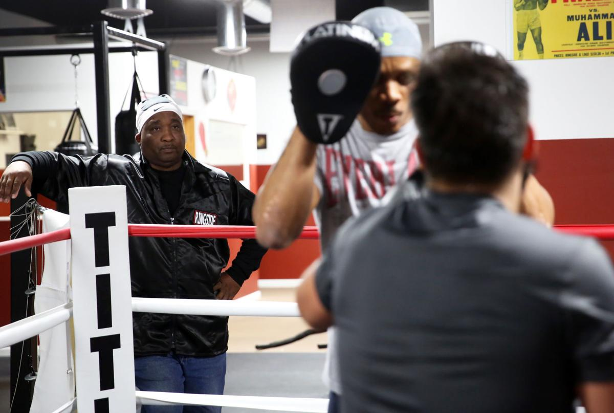 Carr Boxing Gym