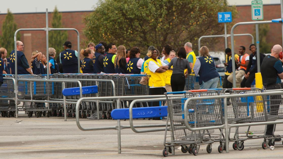 UPDATE: Cop shopping off duty helps nab Hobart Walmart