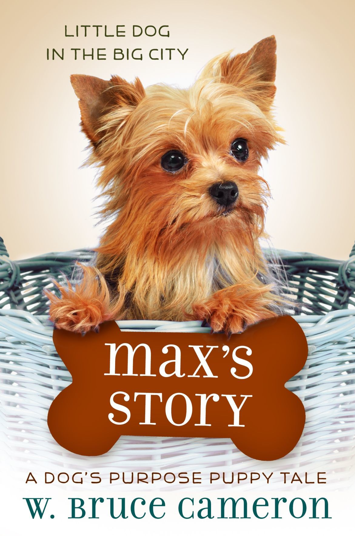 """""""Max's Story,"""" by W. Bruce Cameron"""