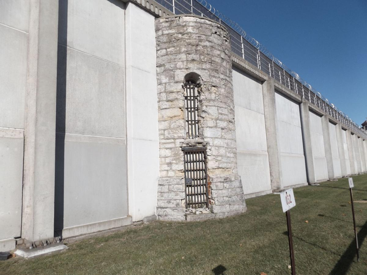 What S Up With That Why Part Of The Indiana State Prison Wall In Michigan City Looks So Old Laporte County News Nwitimes Com