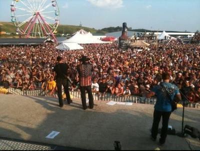 Platinum-selling Montgomery Gentry to headline Brickie Bowl country music festival