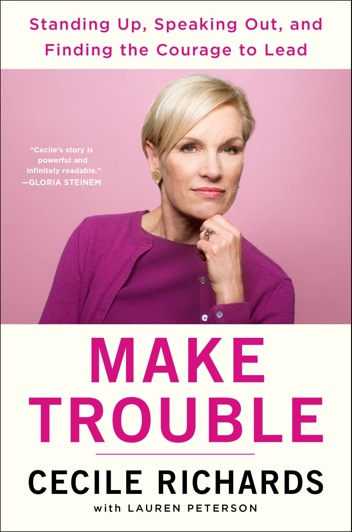 Outgoing president of Planned Parenthood speaks Saturday in Chicago about new book