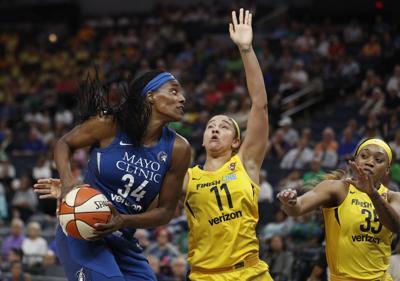 Fever Lynx Basketball