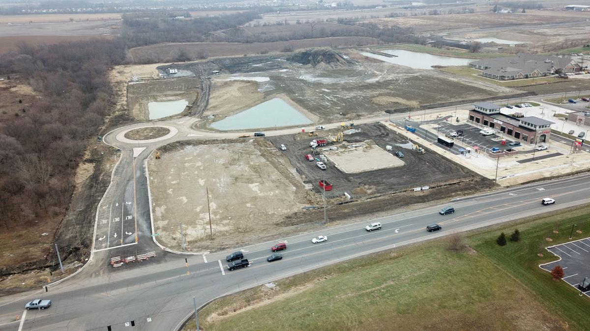 Crown Point celebrates opening of Summit Street extension