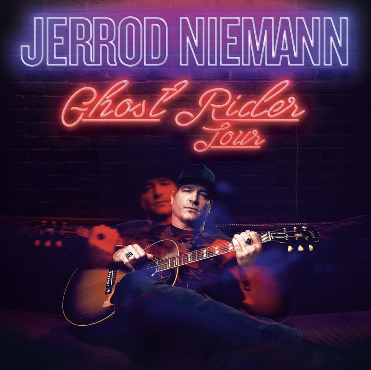 Jerrod Niemann rolls into Hobart with Ghost Rider Tour