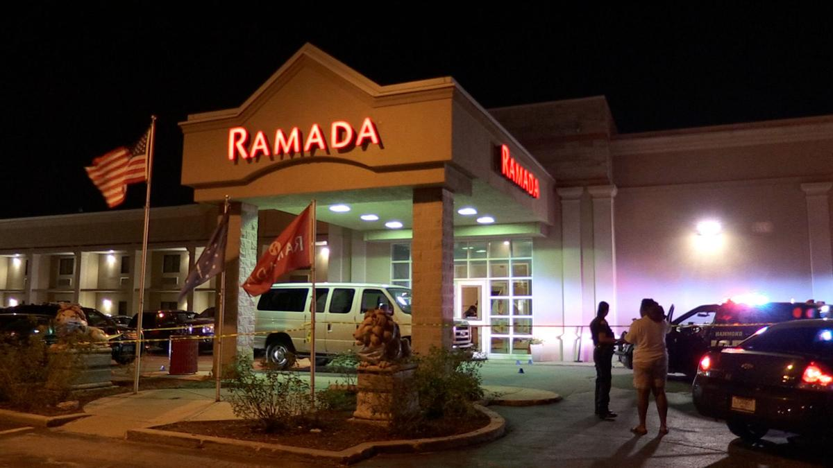 Argument during hotel party led to shooting at Ramada Inn, records allege