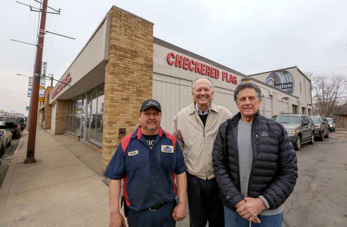 Checkered Flag Imports in Gary sold after 50 years