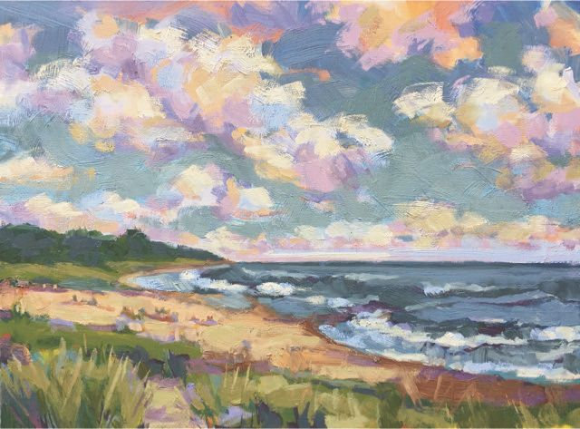 Plein Air Event brings art outside in Miller Beach