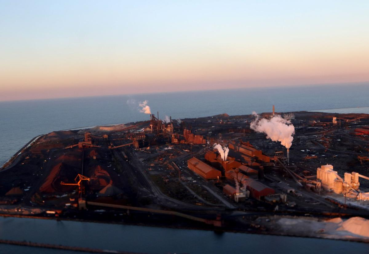 ArcelorMittal turns first annual profit since 2011